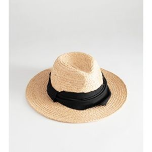 And other stories straw fedora